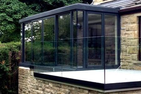 Aluminium Glazing Installation Huddersfield