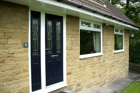 PVCu and Composite Doors