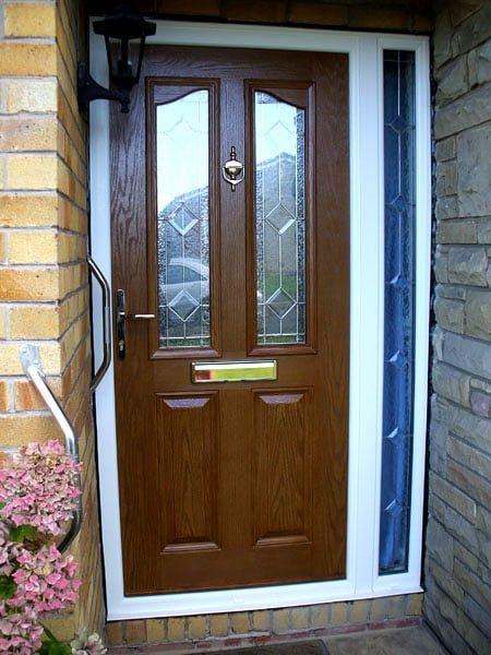 Pvcu And Composite Doors Lindley Developments