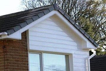 PVCu Fascias and Guttering