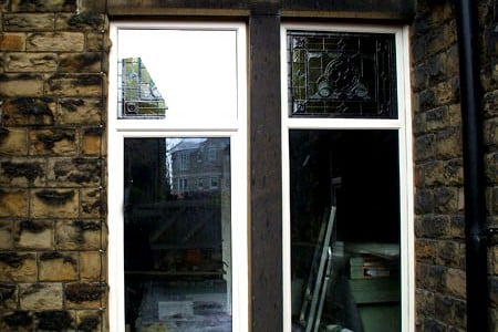 PVCu Glazing Installation Brighouse